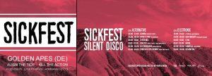 Sickfest '18 - Malta's Alternative Electronic Summer Music Festival @ Tigullio | Malta