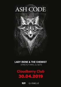 Ash Code Live in Malta @ Cloudberry Malta Movida