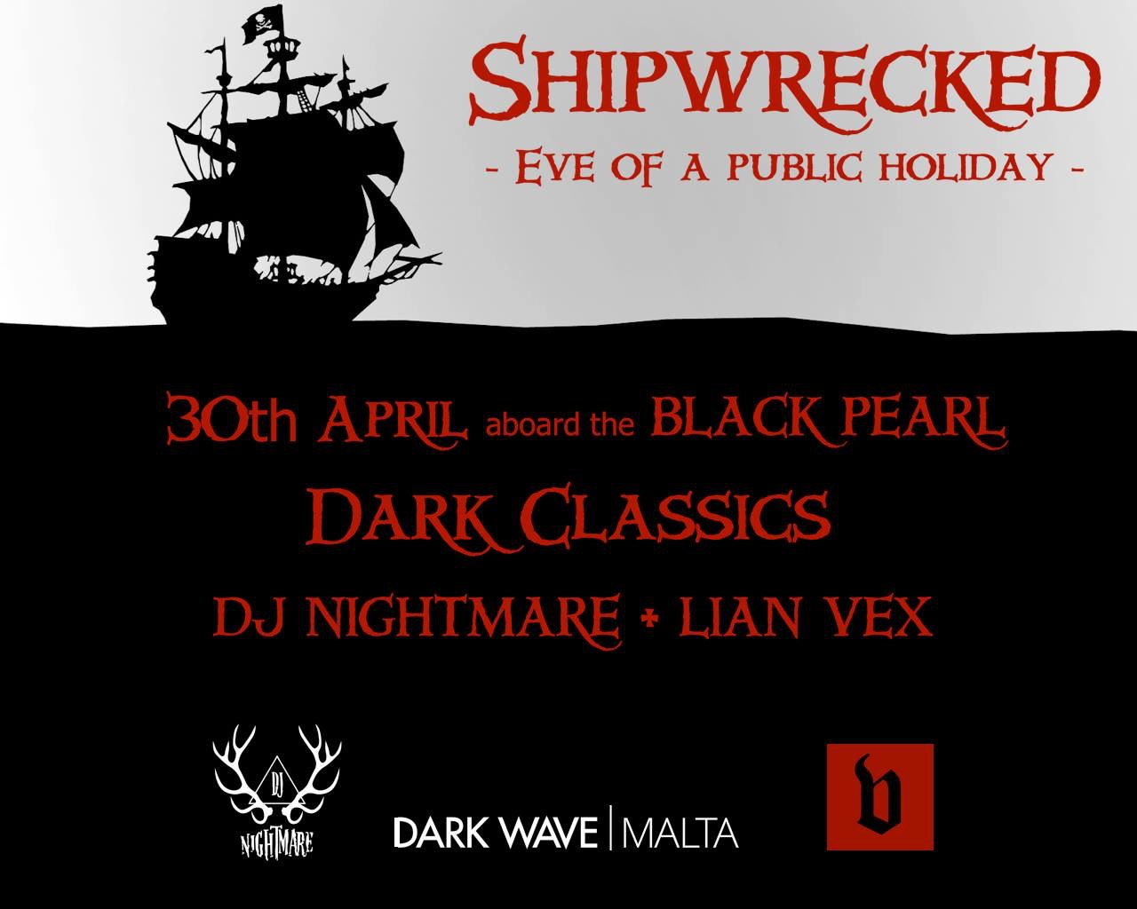 Shipwrecked @ Black Pearl