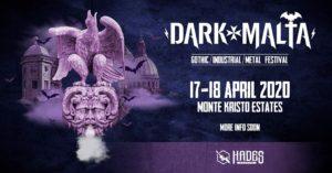 Dark Malta Festival 2020 @ Monte Kristo Estates